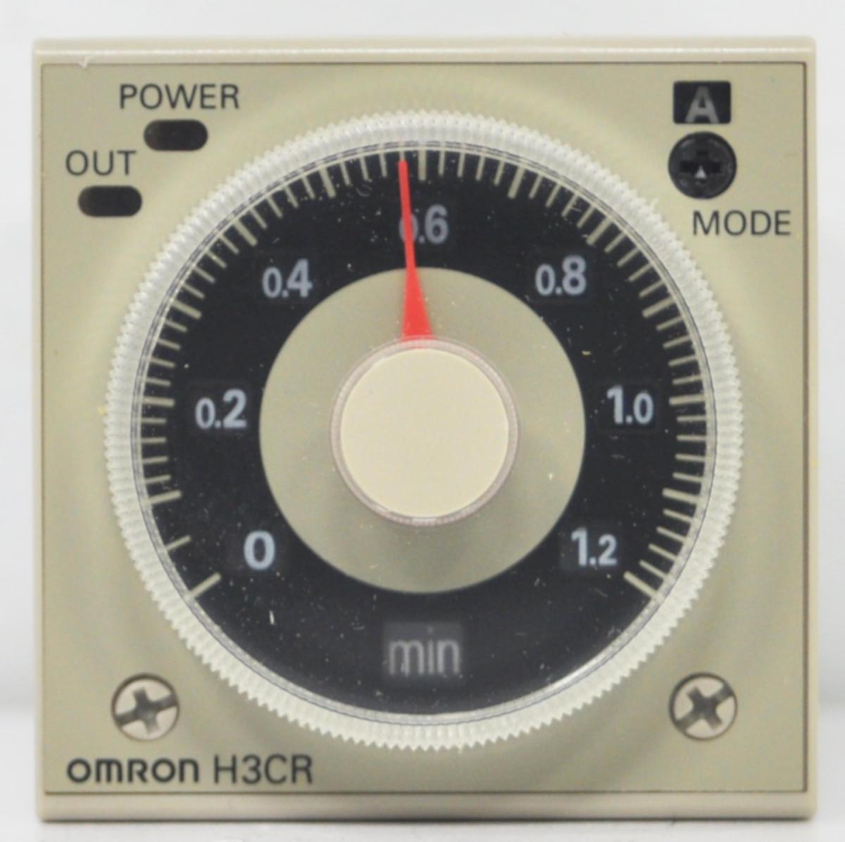 Omron H3cr-a Power Off Delay Timer    New